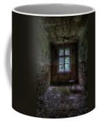 Wooden Chair Room Coffee Mug