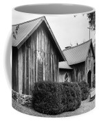 Wooden Country Church 2 Coffee Mug