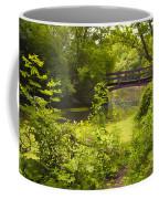 Wooden Foot Bridge Coffee Mug