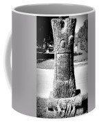 Wooden Grave Coffee Mug