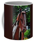 Wooden Horse12 Coffee Mug