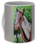 Wooden Horse21 Coffee Mug