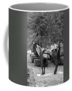 Wooden Horse6 Coffee Mug
