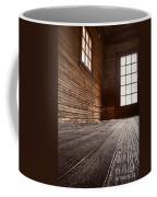 Wooden House Coffee Mug