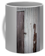 Wooden Latch Coffee Mug