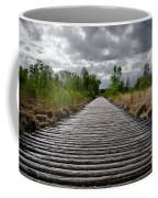 Wooden Path Coffee Mug
