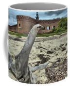 Wooden Seal Coffee Mug