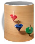 Wooden Tops Coffee Mug