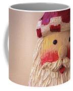 Wooden Toy Santa Coffee Mug
