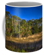 Woodland And Marsh Coffee Mug by Marvin Spates