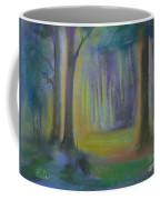 Woodland At Wilsonia Coffee Mug
