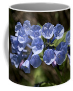 Woodland Blue Coffee Mug