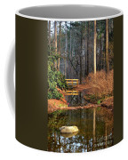 Woodland Bridge 2014 Coffee Mug