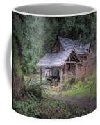 Rustic Cabin Coffee Mug