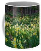 Woodland Daffodils Coffee Mug by Bill Wakeley