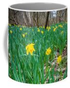 Woodland Daffodils Coffee Mug