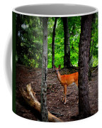 Woodland Deer Coffee Mug