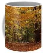 Woodland Path Coffee Mug by Bruce Bley