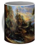 Woodland Scenery Coffee Mug