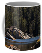 Woods Lake Coffee Mug