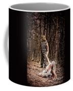 Woods Of Terror Coffee Mug