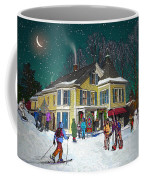 Woodstock Sports Coffee Mug