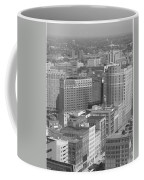 Woodward Avenue Bw Coffee Mug