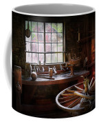 Woodworker - The Wheelwright Shop  Coffee Mug