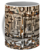 Woodworking Tools Coffee Mug