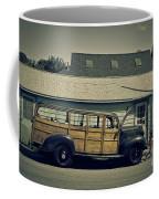 Woody Bus Coffee Mug