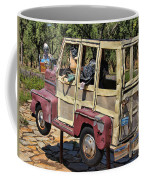 Woody Sculpture Coffee Mug