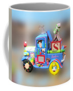 Woody Wagon Coffee Mug