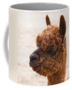 Woolly Alpaca Coffee Mug