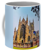 Worcester Cathedral Coffee Mug