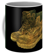 Work Boots Coffee Mug