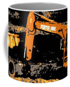 Workin' On The Highway Coffee Mug