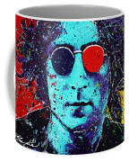 Working Class Hero II Coffee Mug by Chris Mackie