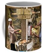 Working Hard For Sugar Coffee Mug