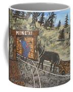 The Coal Mine Coffee Mug