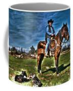 Working The Ranch Coffee Mug