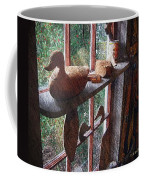 Workshop Window Coffee Mug
