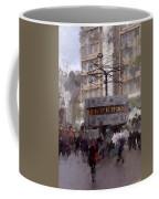 World Time Clock Berlin Coffee Mug