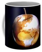 World Apple Coffee Mug