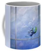 World Breaking Glass Coffee Mug