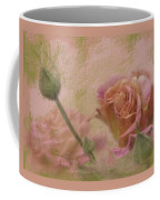 World Peace Roses With Texture Coffee Mug