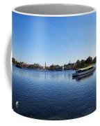 World Showcase Lagoon Walt Disney World Coffee Mug