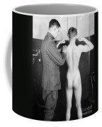 World War I: Examination Coffee Mug