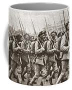 World War I Paris, C1917 Coffee Mug