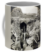 World War I: Wounded, 1918 Coffee Mug