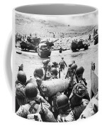 World War II: D-day, 1944 Coffee Mug